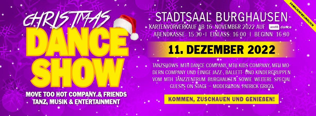 Christmas Dance Show 2021 5 6 7 And8 Dance