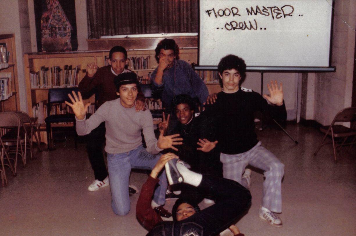 Floor Masters Crew | 5,6,7 and8 - dance